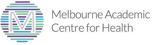 Melbourne Academic Centre for Health Logo